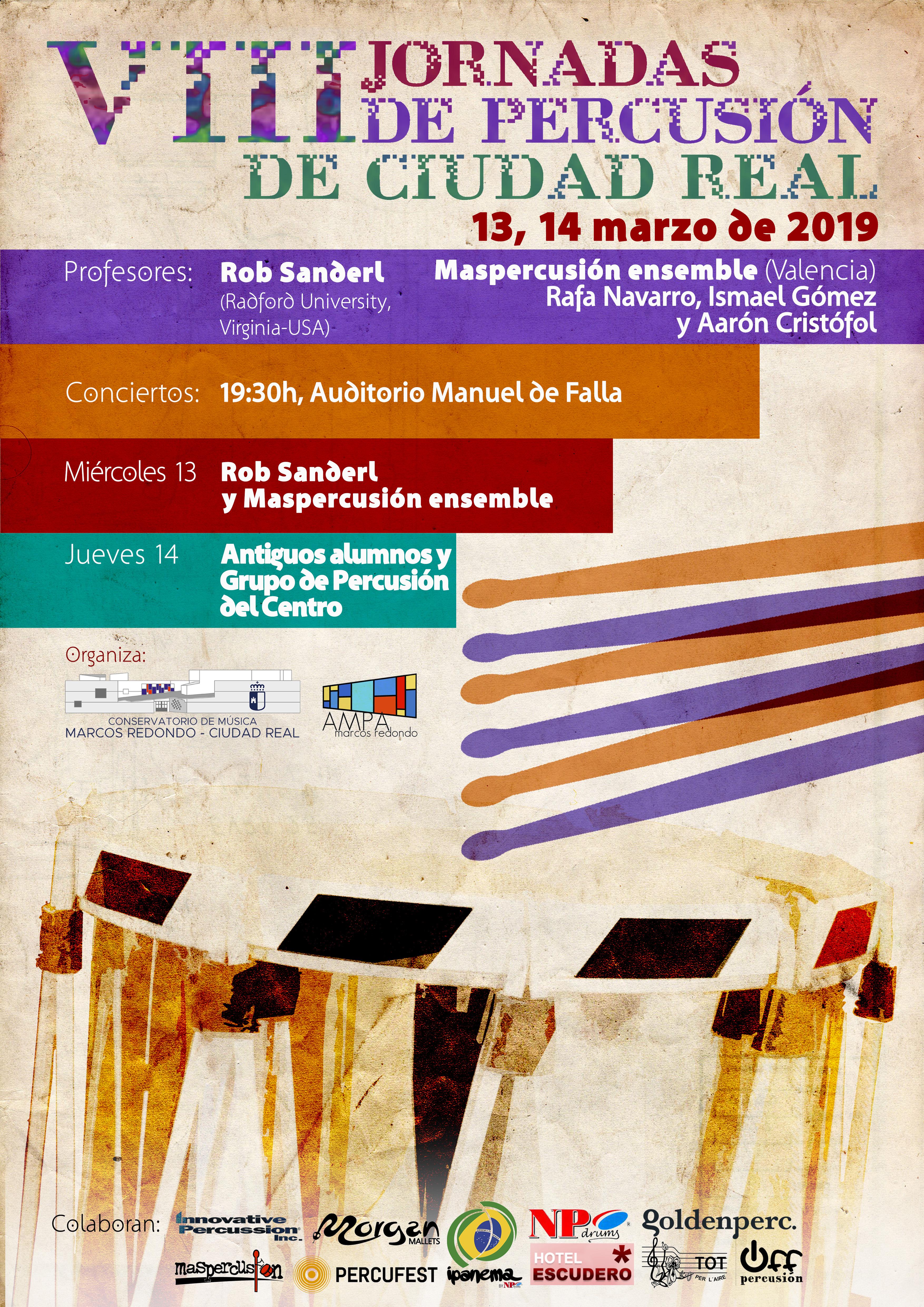 Cartel Jornadas 2019